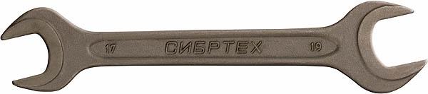 Ключ СИБРТЕХ 14324 (12 / 13 мм) ключ рожковый сибртех