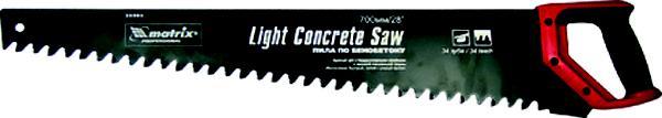 Ножовка Matrix 23380 ножовка по пенобетону 500 мм matrix 23380