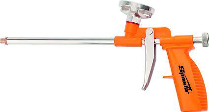 Пистолет для монтажной пены Sparta 88673 пистолет для герметика sparta 886475