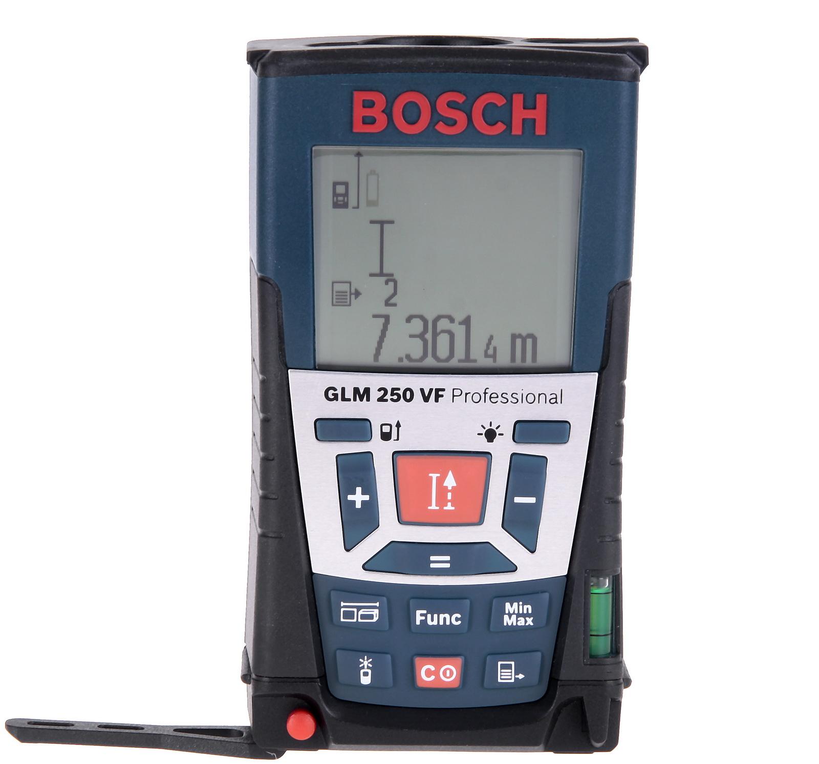 Дальномер лазерный Bosch Glm 250 vf (0.601.072.100) цена в Москве и Питере