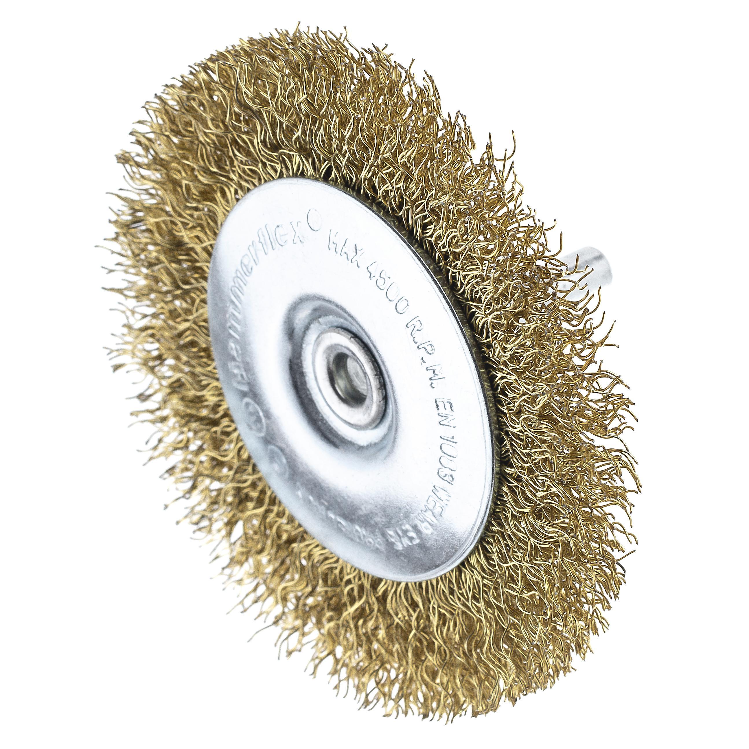Кордщетка Hammer 207-207 75*0,3*m6 радиальная гофрированная stanton m 207 dj