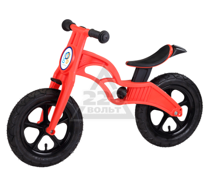 Велокат POP BIKE SM-300-2-RED Flash