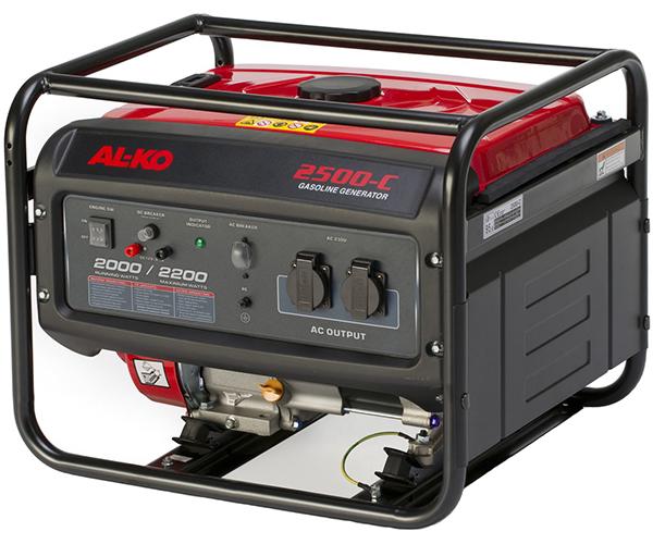 Генератор Al-ko Pgr 2500-c генератор бензиновый al ko 6500 c