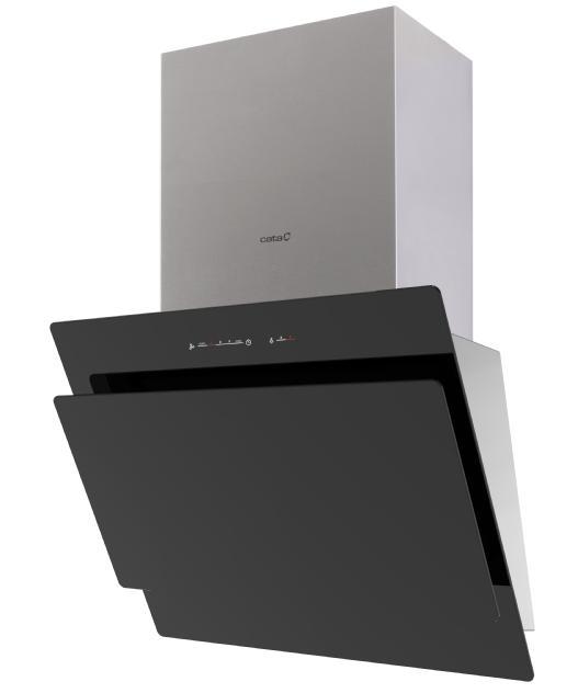 Вытяжка Cata Titan 600 xgbk диск обрезиненный titan 51 мм 5 кг черный