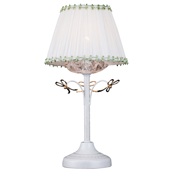 цены  Лампа настольная Natali kovaltseva Adriana 11390/1 white silver