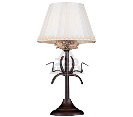 Лампа настольная NATALI KOVALTSEVA SAMANTA 11391/1 BROWN COPPER GOLD