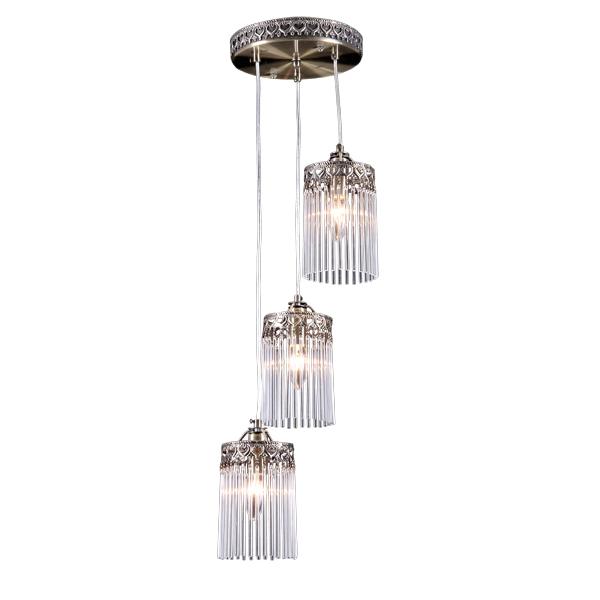 Светильник подвесной Natali kovaltseva 11301b/3p antique люстра natali kovaltseva 11301 5c antique