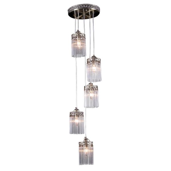 Купить Светильник подвесной Natali kovaltseva 11301b/5p antique