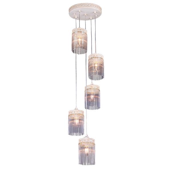 Светильник подвесной Natali kovaltseva 11301b/5p ivory бра natali kovaltseva 11301 1w ivory