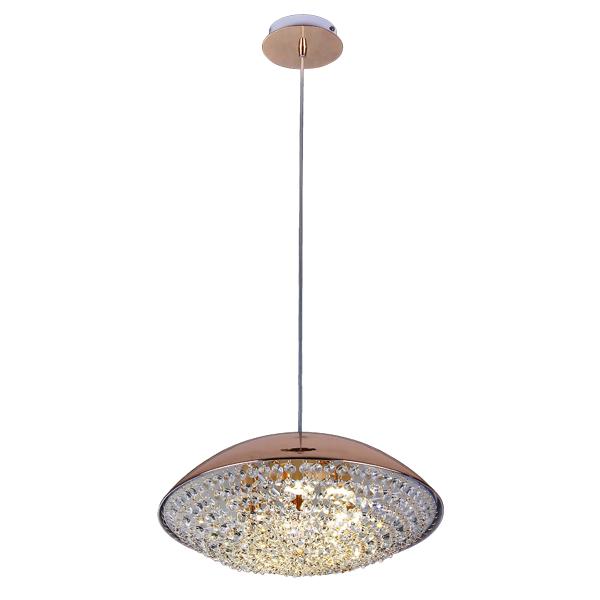Светильник подвесной Natali kovaltseva 11304/6p french g9 led  подвес natali kovaltseva 11304 6p chrome g9 led
