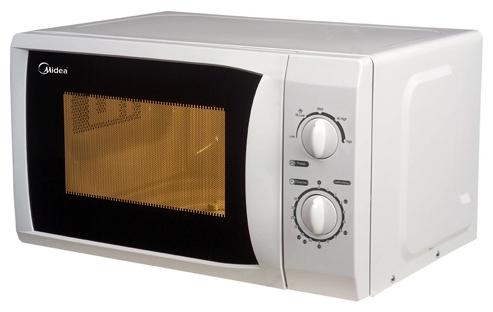 Купить со скидкой Микроволновая печь Midea Mm720cfb