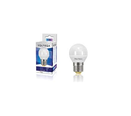 Лампа светодиодная VOLTEGA VG2-G2E14warm6W