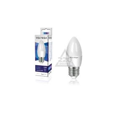 Лампа светодиодная VOLTEGA VG3-C2E27warm6W