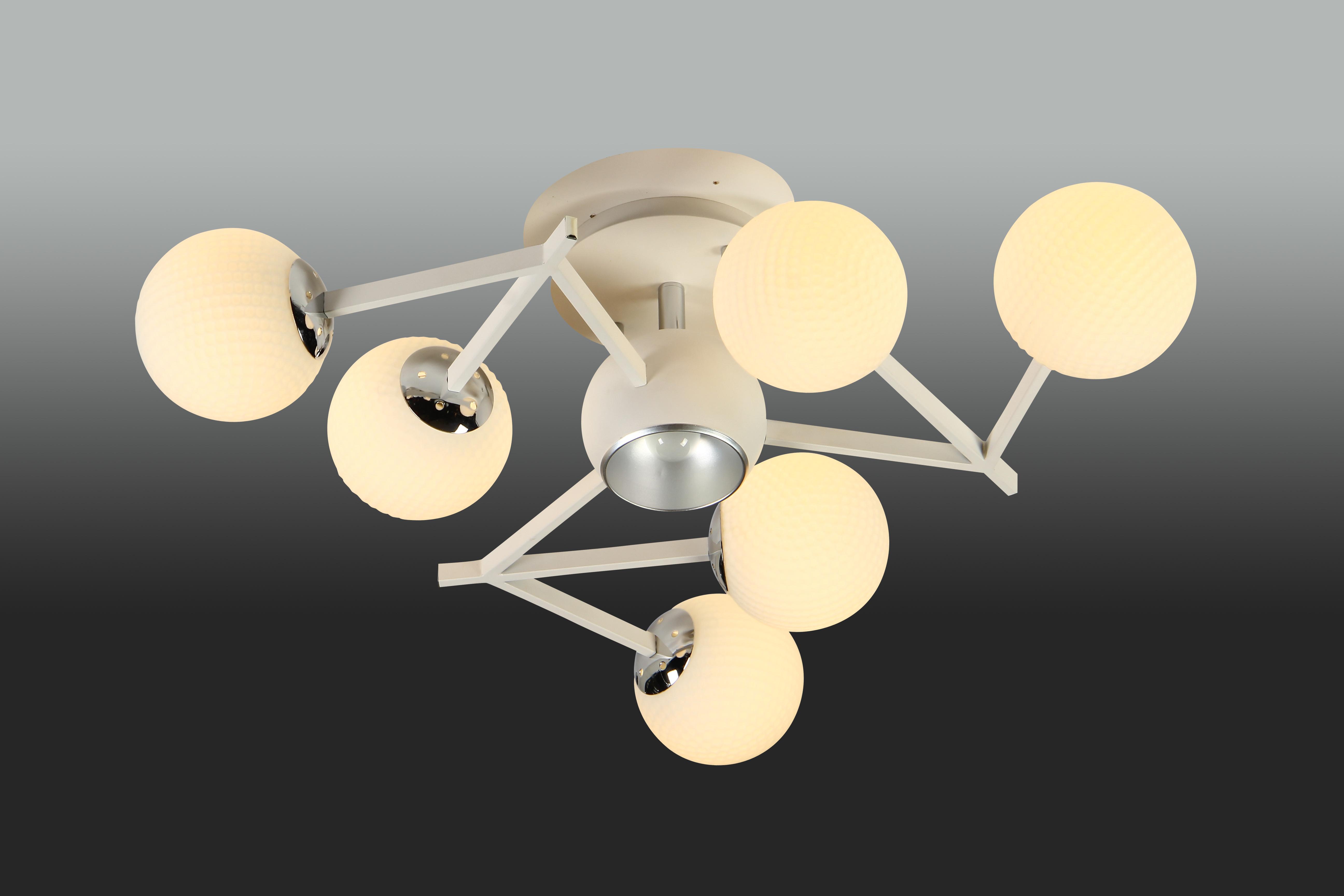 Люстра Lamplandia 8108/6+1 frends lamplandia подвесная люстра lamplandia 9004 6 veronica