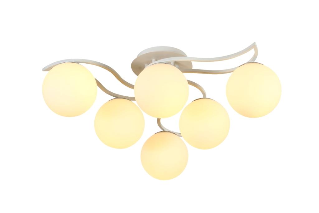 Люстра Lamplandia 9202-6 scooter lamplandia подвесная люстра lamplandia 9004 6 veronica