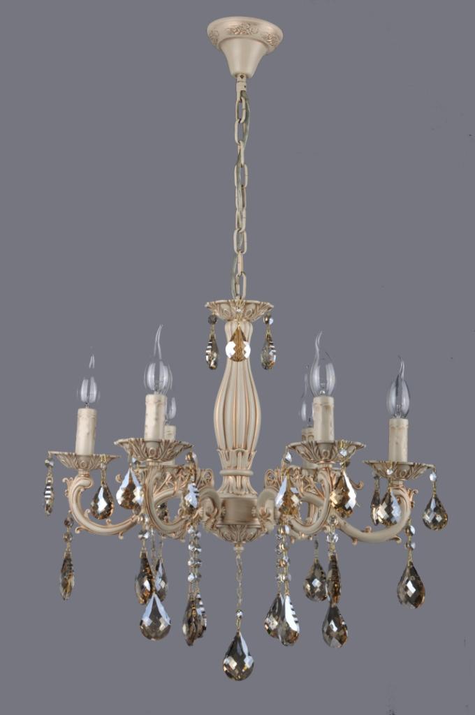 Люстра Lamplandia L1014-6 iris люстра lamplandia 88268 6 baron