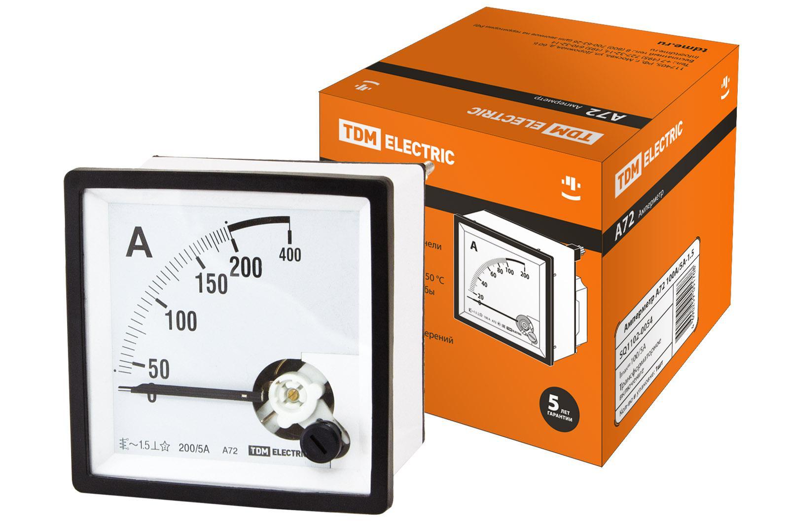 Амперметр Tdm Sq1102-0057 цены онлайн
