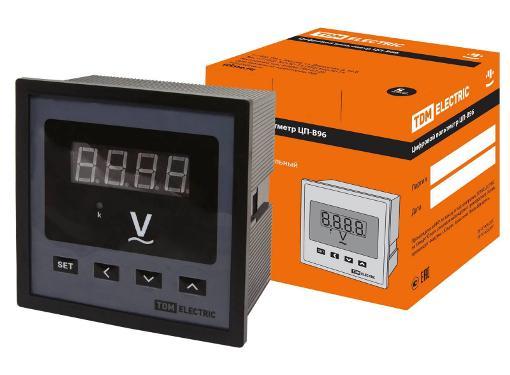 Цифровой вольтметр TDM SQ1102-0505
