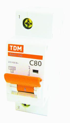 Автомат Tdm Sq0207-0006 tdm пускатель прк32 1 6 sq0212 0006