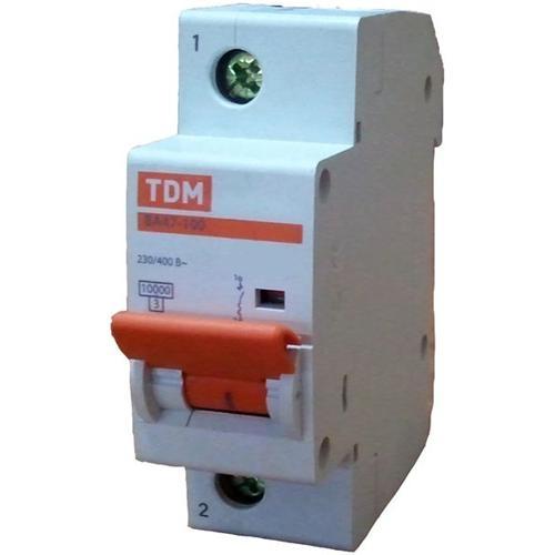 Автомат Tdm Sq0207-00551 розетка tdm sq1804 0113