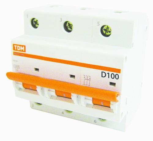 Автомат Tdm Sq0207-0033