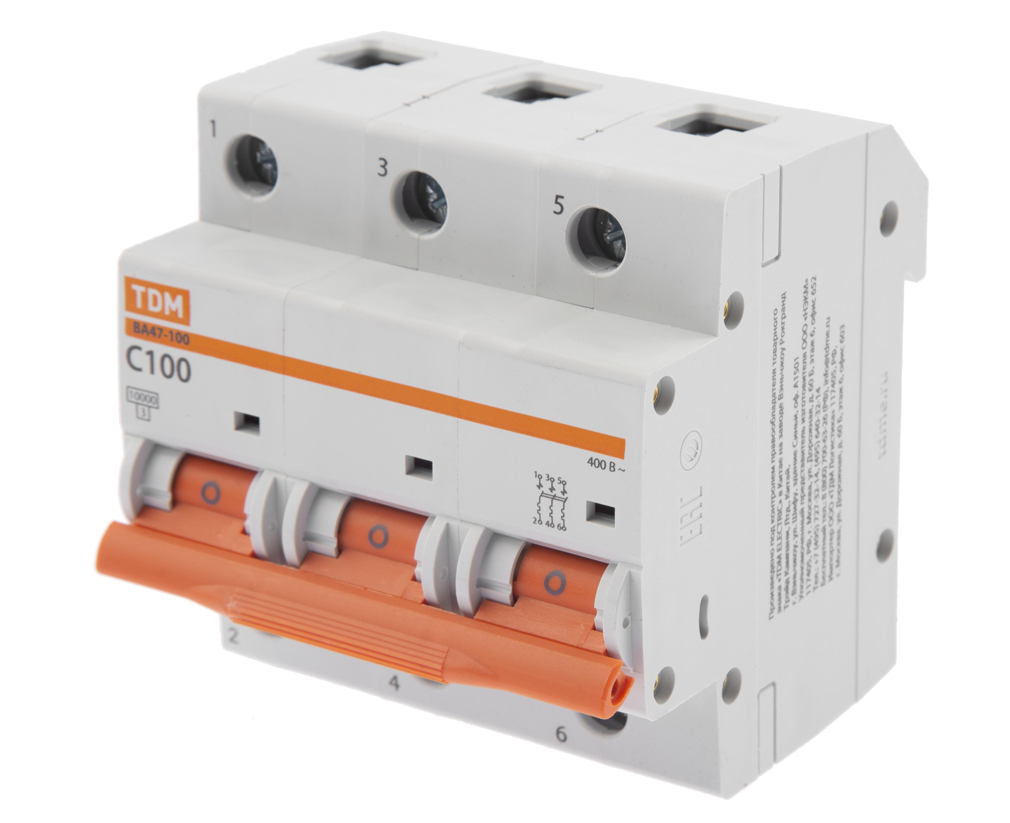 Автомат Tdm Sq0207-0077