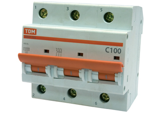 Автомат Tdm Sq0207-0069