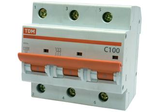Автомат Tdm Sq0207-0073 светодиодная лента tdm electric smd5050 60 54 12 144 ye ip54 yellow sq0331 0073