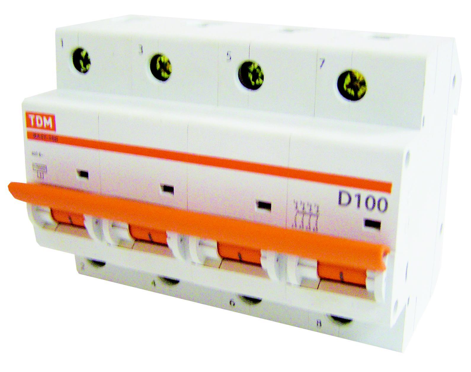 Автомат Tdm Sq0207-0082