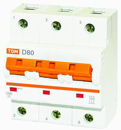 Автомат Tdm Sq0208-0080