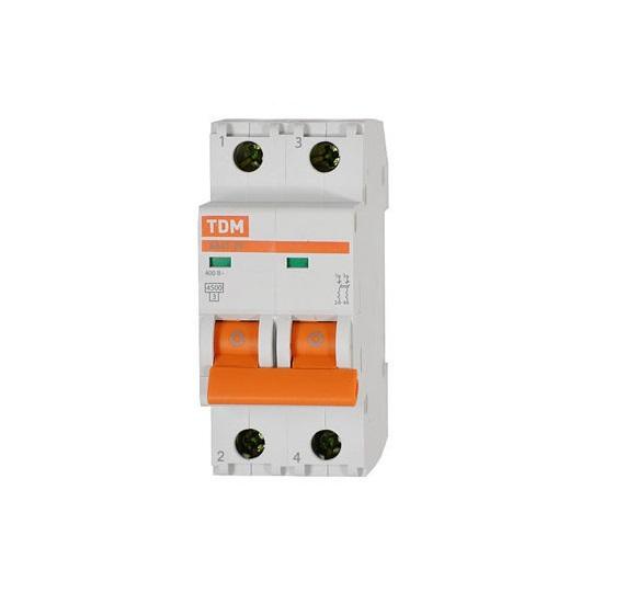 Автомат Tdm Sq0206-0017