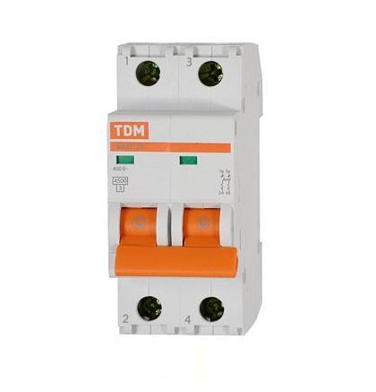 Автомат Tdm Sq0206-0085