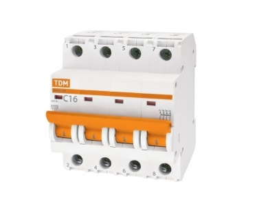 Автомат Tdm Sq0206-0130 автомат tdm sq0206 0071