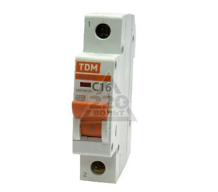 Автомат TDM SQ0206-0135