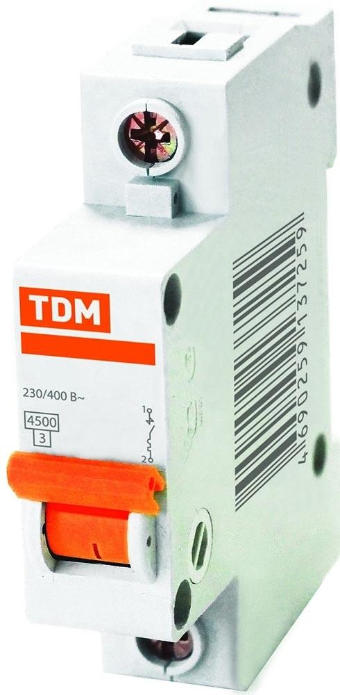 Автомат Tdm Sq0218-0003