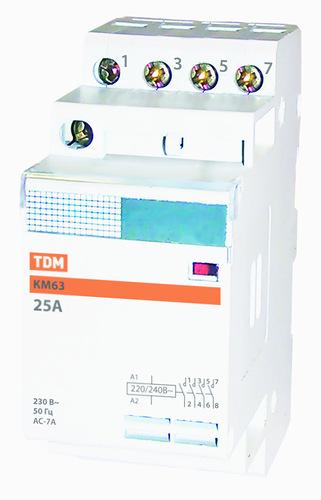 Контактор Tdm Sq0213-0004 садовое освещение счастливый дачник лягушата l 0213