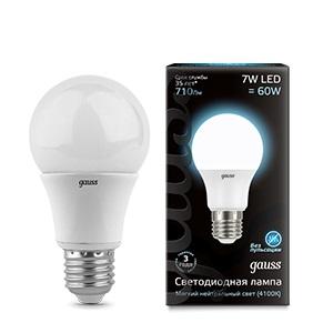 Лампа светодиодная Gauss 102502207