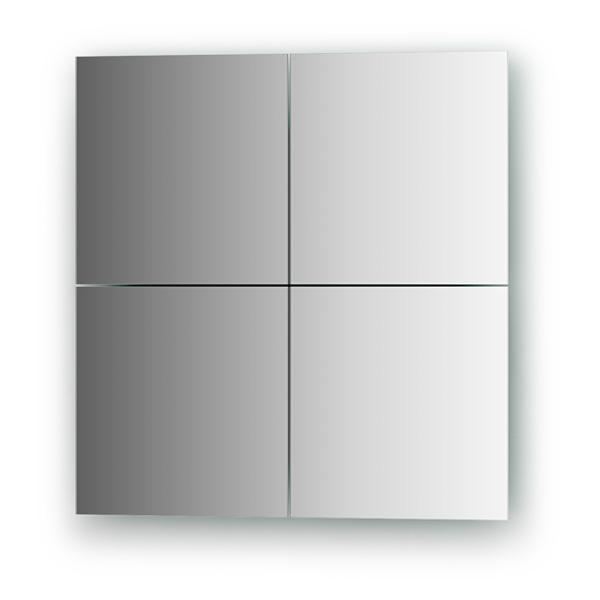 Зеркальная плитка Evoform By 1406 черная плитка для ванной купить