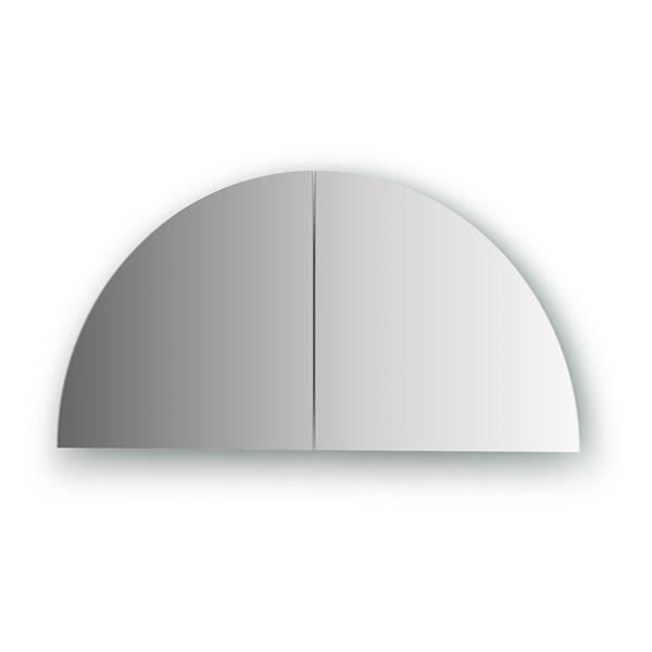 Зеркальная плитка Evoform By 1418 черная плитка для ванной купить