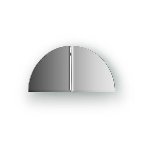 Зеркальная плитка Evoform By 1432 черная плитка для ванной купить