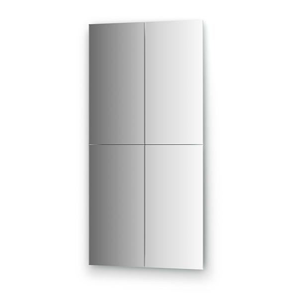 Зеркальная плитка Evoform By 1447 черная плитка для ванной купить