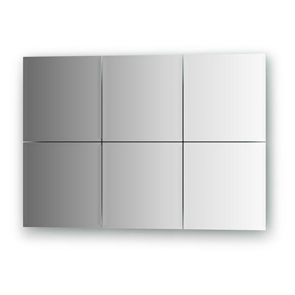 Зеркальная плитка Evoform By 1503 черная плитка для ванной купить