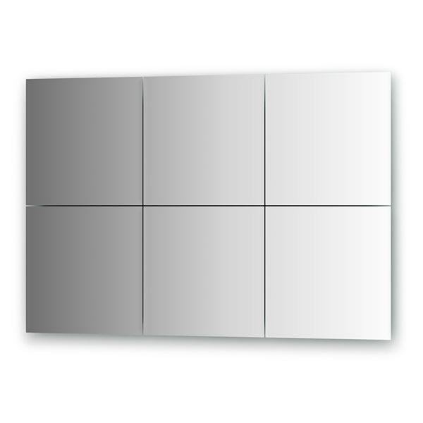 Зеркальная плитка Evoform By 1507 черная плитка для ванной купить