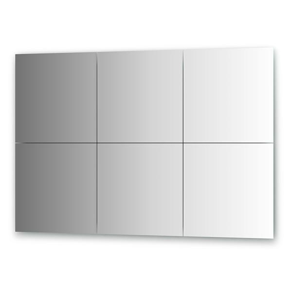 Зеркальная плитка Evoform By 1509 черная плитка для ванной купить