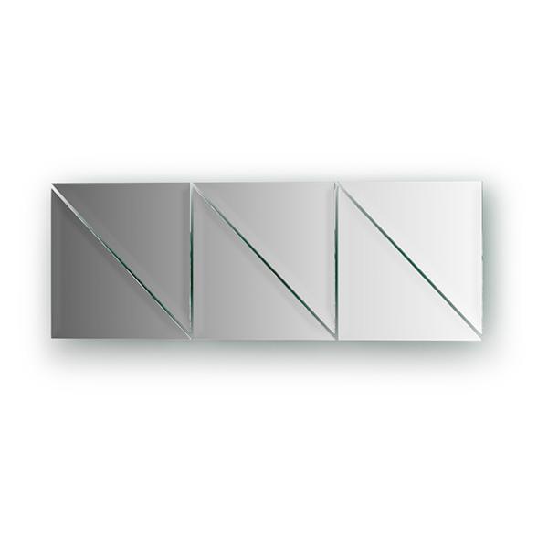 Зеркальная плитка Evoform By 1513 черная плитка для ванной купить