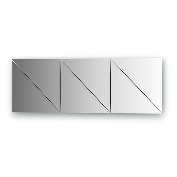 Зеркальная плитка Evoform By 1517 черная плитка для ванной купить