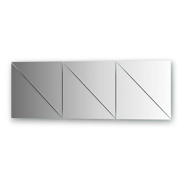 Зеркальная плитка Evoform By 1519 черная плитка для ванной купить