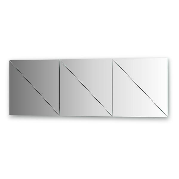 Зеркальная плитка Evoform By 1521 черная плитка для ванной купить