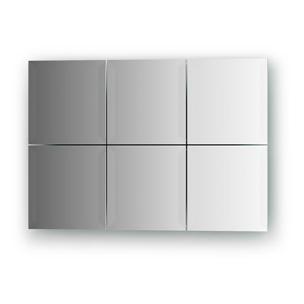 Зеркальная плитка Evoform By 1525 черная плитка для ванной купить