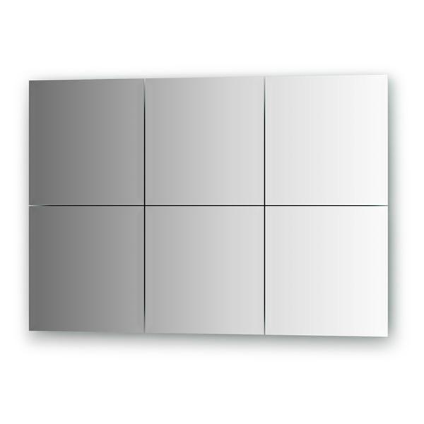 Зеркальная плитка Evoform By 1529 черная плитка для ванной купить